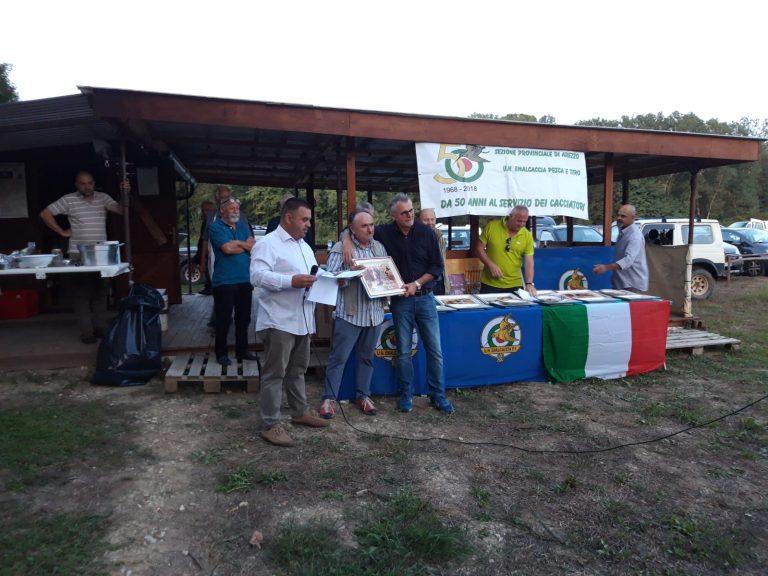 """Enalcaccia Arezzo, la """"Festa del Cacciatore"""" incorona i campioni provinciali 2019!!"""